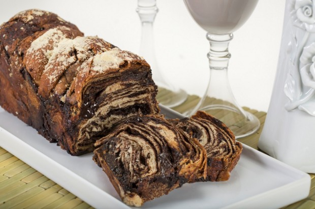 Photo Credit: Green's Babka // Remember that infamous episode about the babka? This ain't that jobber, cinnamon babka!
