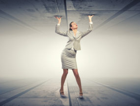 Is there a glass ceiling in the freelance world, or is it just scaremongering?