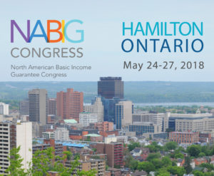 Picture of Hamilton, Ontario with the NABIG logo